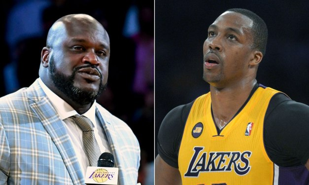 Shaq Responds to Dwight Howard's Latest Remarks of Nothing But 'Love and Respect'