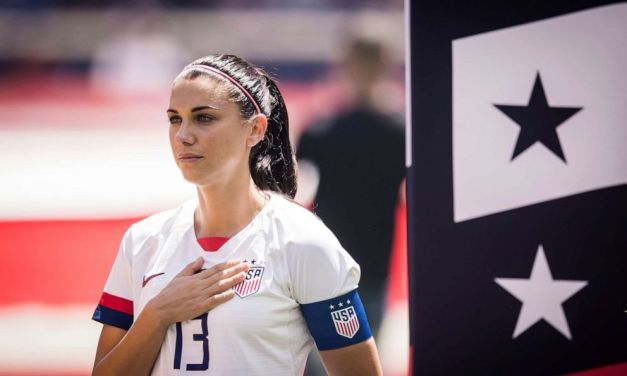 Alex Morgan Announces Knee Injury, Out Remainder of 2019 Season