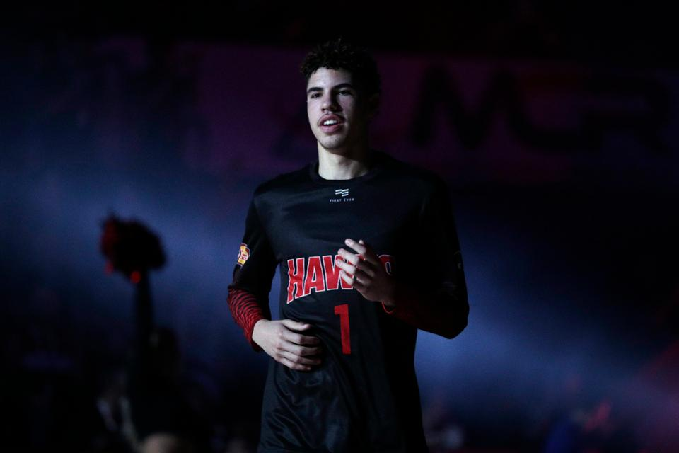 LaMelo Ball's Debut Smashes Records in Australia