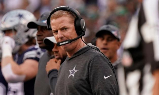 Jerry Jones Gives Update on Jason Garrett's Job Status After Losing to Winless Jets