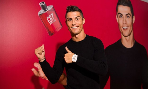 Cristiano Ronaldo's Side Hustle Makes Him More Money than Playing Soccer