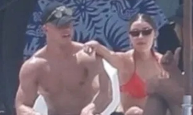 Christian McCaffrey Spending the Panthers Bye Week With Olivia Culpo