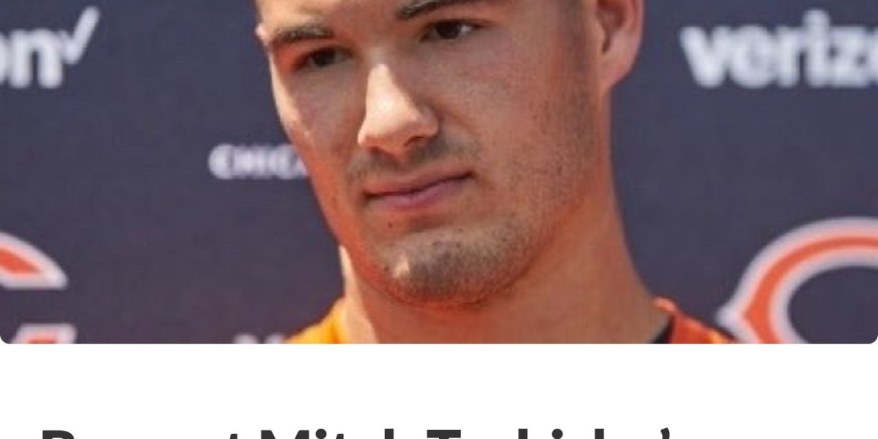 Bears Fan Starts a GoFundMe to Buyout Mitchell Trubisky's Contract