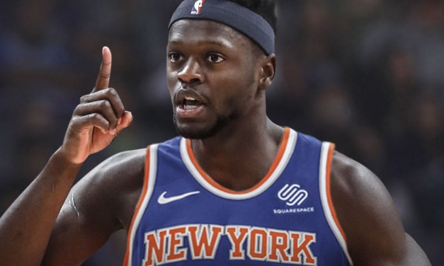 Julius Randle Responds To Kevin Durant's 'Uncool' Criticism Of The Knicks