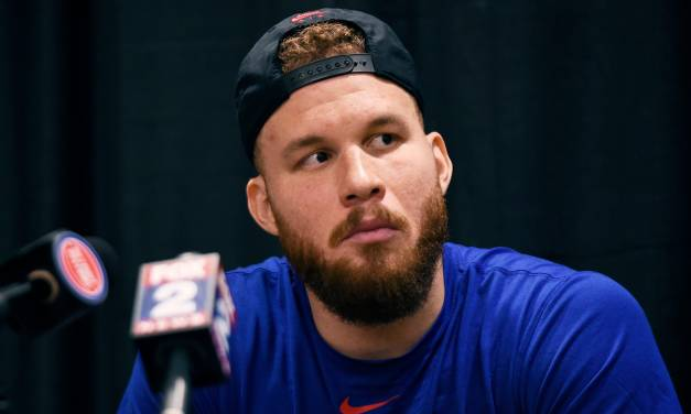 Blake Griffin Will Be Out Until At Least the First Week of November