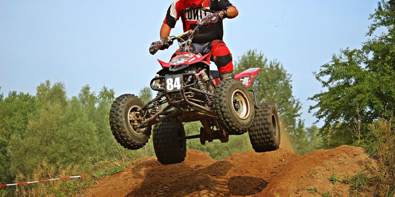 The Complete Beginner's Guide to ATV Racing