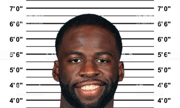 Draymond Green Posts Video To Prove That He's Not 6'5