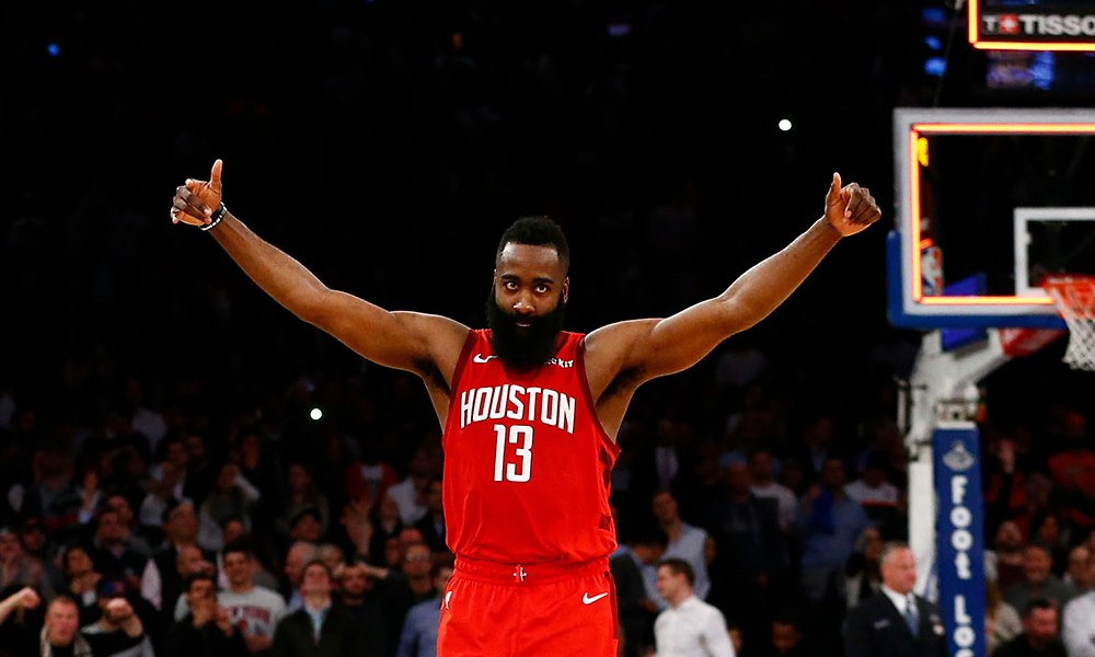 James Harden Responds to Angry Troll On Twitter