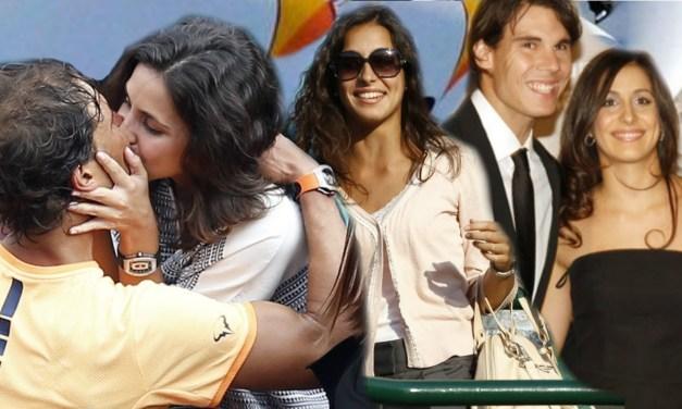 Rafael Nadal and Xisca Perello's Wedding Photos Released