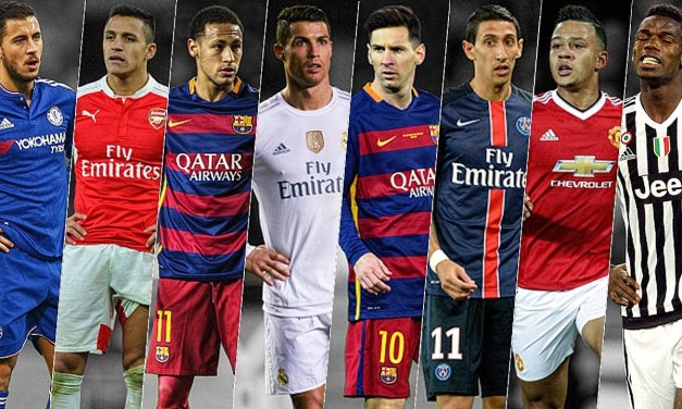 Top 5 Greatest Football (Soccer) Teams of All Time