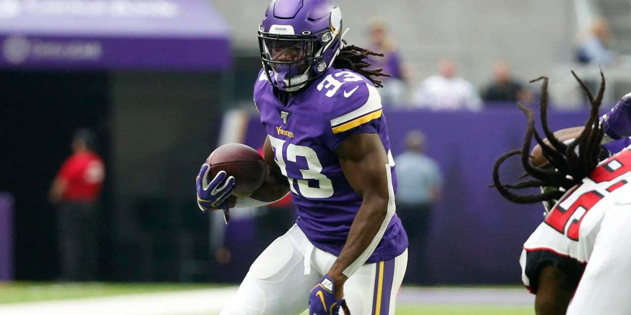Dalvin Cook Takes A Shot At Stefon Diggs And Adam Thielen
