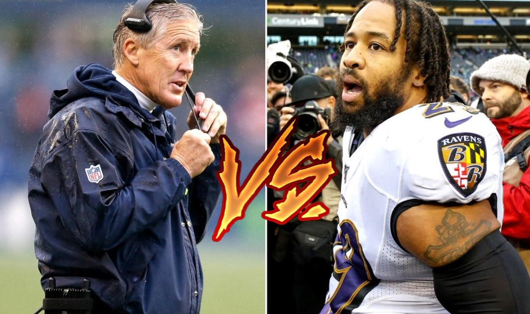 Earl Thomas Explains How He Yelled at Pete Carroll During the Game