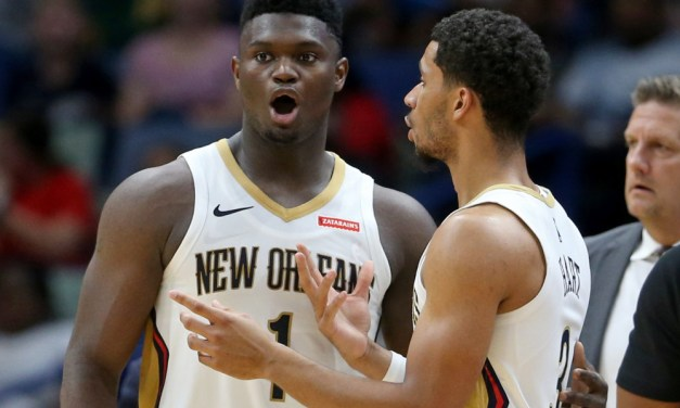 Josh Hart Responds to Getting Snubbed on High Five From Zion Williamson