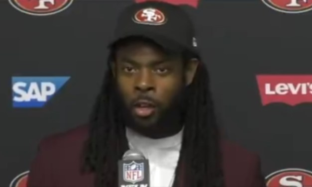 Richard Sherman Has Another Message for all the 49ers Haters