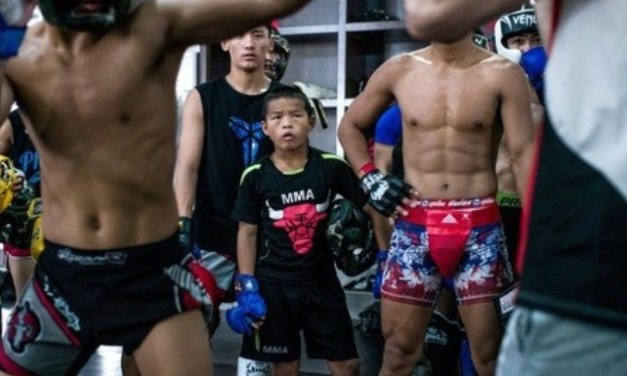 Here's What the UFC Had to Say About Kids Stepping Into the Octagon