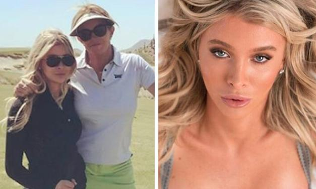 Sophia Hutchins Makes Cryptic Comment About Relationship with Former Olympian Caitlyn Jenner