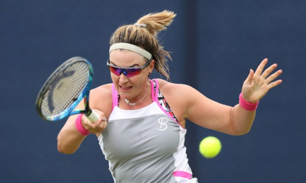 US Women's Tennis Star Abigail Spears Provisionally Suspended for Doping Violation