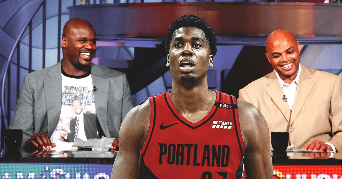 Hassan Whiteside Fires Back at Shaq and Charles Barkley's Trash Talk
