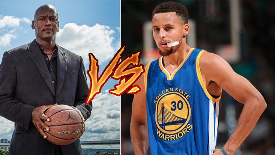 Steph Curry Sends A Shot At Michael Jordan For Being A 'Hater'