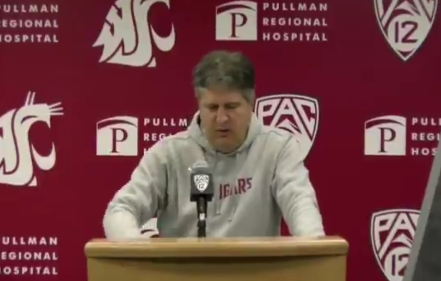 Mike Leach Talked About Why Zombies are Boring for Over Two Minutes