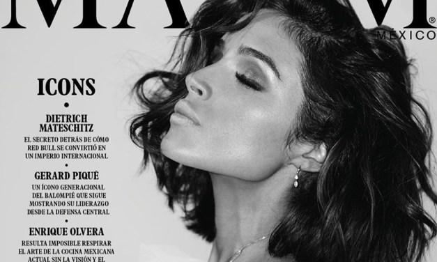 Christian McCaffrey's GF Olivia Culpo Dropped a Nude Pic to Announce She's on Maxim Mexico's November Cover