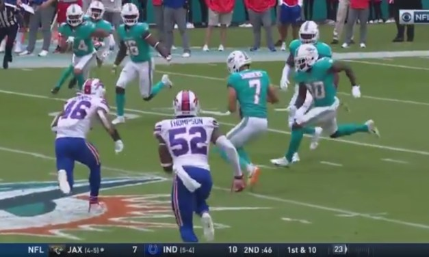Dolphins Kicker Jason Sanders Recovered His Own Onside Kick