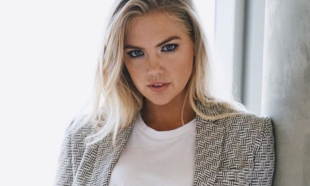 Kate Upton Goes Bottomless in Latest Pic After Being Unable to Find Any Pants