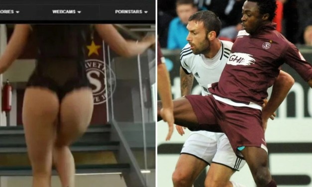 Soccer Team Uses a Screenshot from Pornhub To Boost Ticket Sales
