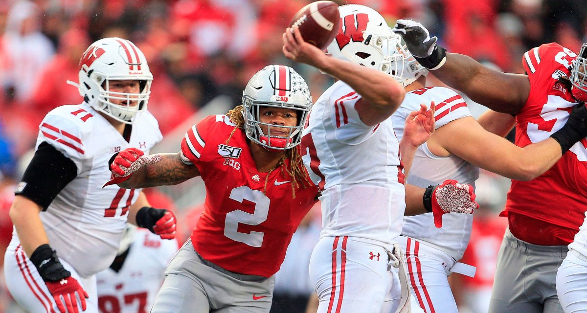 Ohio State's Chase Young Reportedly Facing a Indefinite Suspension for an Unspecified NCAA Violation