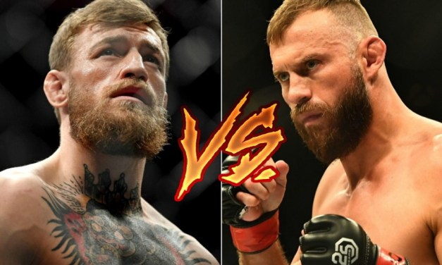Conor McGregor vs. Donald Cerrone All Set For UFC 246 in January 2020