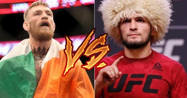 Khabib Nurmagomedov Takes Savage Shots at Conor McGregor When Explaining Why He Doesn't Carry Russian Flag