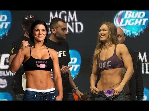 Gina Carano Reveals That a Superfight With Ronda Rousey Fell Apart After She Received Nasty Text Messages From Dana White
