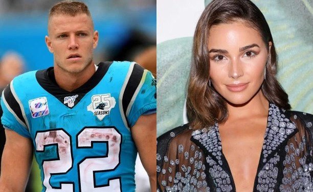 Christian McCaffrey's Girlfriend Olivia Culpo Continues to Tease Her SI Swimsuit Shoot