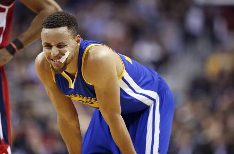 Steph Curry Reportedly Out for the Rest of the Season