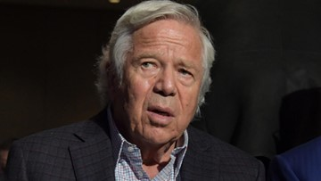 Prosecutors Reportedly Want to Charge Robert Kraft With a Felony in Florida Day Spa Case