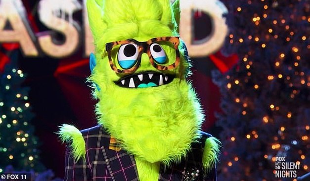 Victor Oladipo Unmasked as the 'Thingamajig' on the Masked Singer On Fox