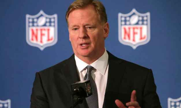 Roger Goodell Weighed In On Colin Kaepernick's NFL Workout