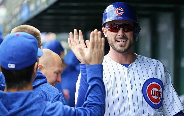 Cubs Planning to Trade Kris Bryant After Free Agent Third Basemen Sign