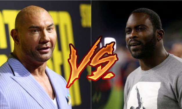 Dave Bautista Supports Petition to Remove Michael Vick From NFL Pro Bowl