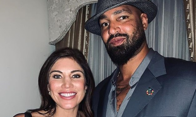 Hope Solo Expecting Twins With Husband and Former NFL PLayer Jerramy Stevens