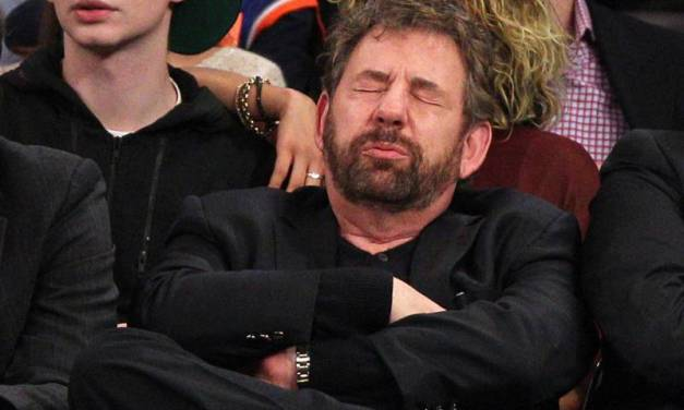 James Dolan Appears To Have A Burner Account On Twitter