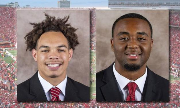 Two Suspended Nebraska Players Arrested for Sexual Assault