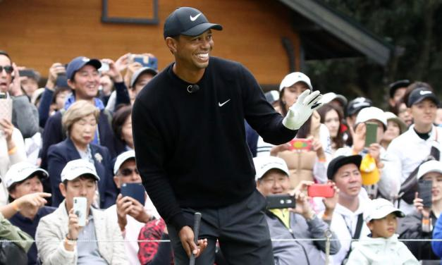Tiger Woods Trolled Justin Thomas After Long Drive at Hero World Challenge