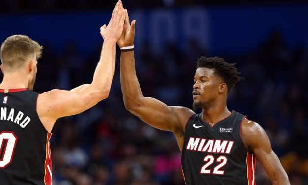Jimmy Butler Allegedly Flying Side Chicks Out to Miami