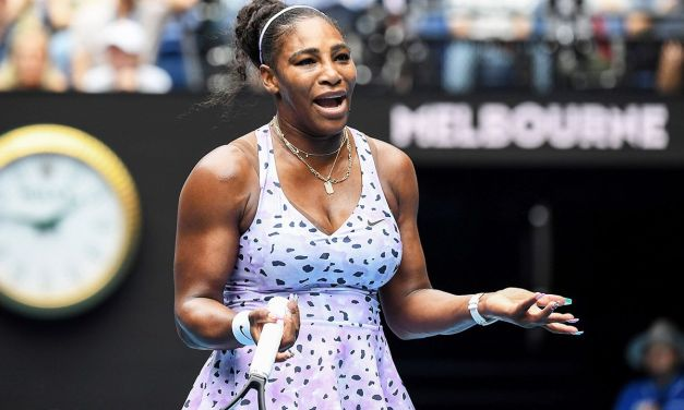Internet Reacts to Serena Williams' Australian Open Outfit