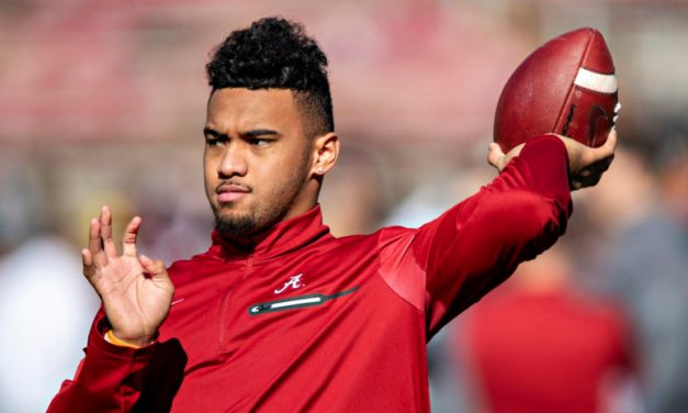 Dolphins Reportedly Willing to Trade Up to Draft Tua Tagovailoa