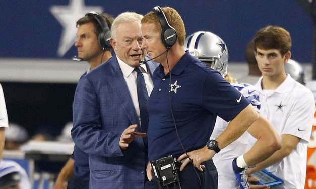 "Cowboys Player Reportedly Sent Jason Garrett a ""F*ck Off"" Text"