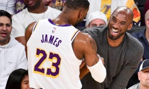 LeBron James Responds on Social Media to Kobe Bryant's Death
