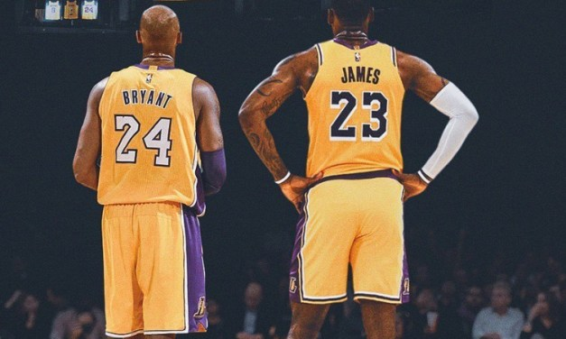 LeBron Showed a Ton of Respect for Kobe After Passing Him in all-time Points