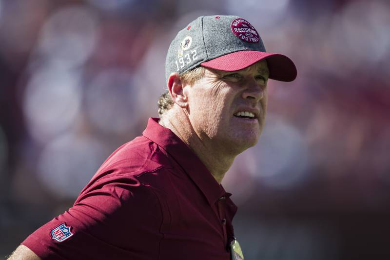 Jay Gruden Wants Another Head Coaching Job in 2020